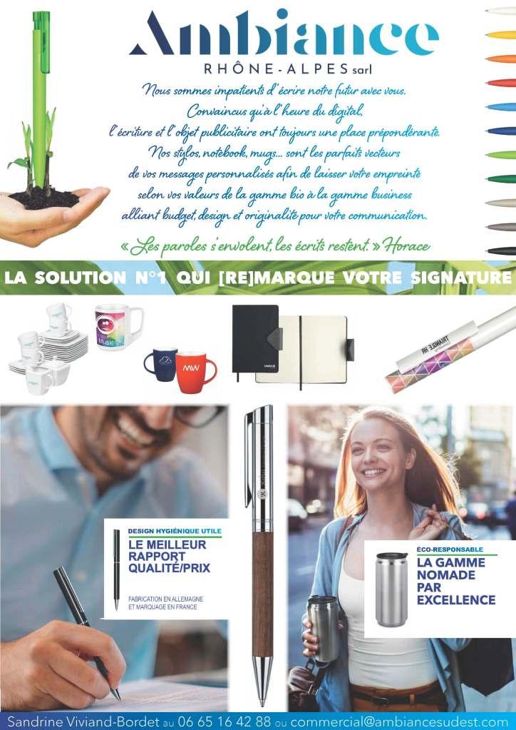 Objets publicitaires pour les entreprises